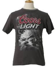 coors light t shirt amazon men s vintage beer alcohol t shirts vintage booze t shirts at