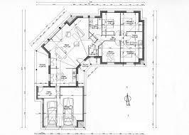 plan maison plain pied gratuit 4 chambres plan maison architecte gratuit de plain pied 4 chambres lzzyco