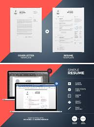 Free Indesign Resume Template Simple Resume Templates U2014 Download Free Templates By Pixelbuddha