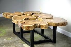 tree ring coffee table tree ring coffee table best tree furniture images on branches stems