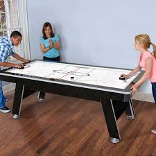air powered hockey table 84in x cell hover hockey table