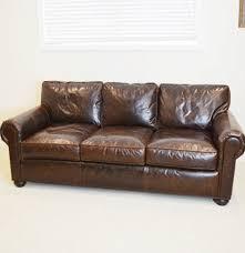 Lancaster Leather Sofa Restoration Hardware Lancaster Leather Sleeper Sofa