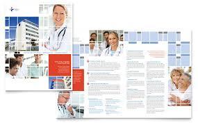 hospital brochure template word u0026 publisher