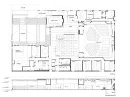 National Theatre Floor Plan Ad Classics Royal National Theatre Denys Lasdun Archdaily Ground