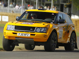 land rover racing 2012 bowler exr rally car by land rover suv race racing offroad