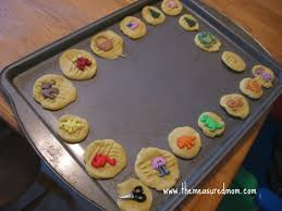 a simple play dough idea get out the craft items the measured mom