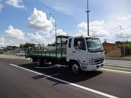 Used Landscape Trucks by Mitsubishi Box Van Truck For Sale 9544