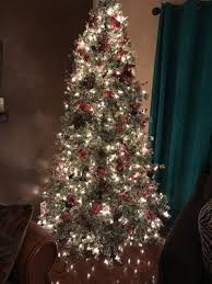 christmas trees at walmart free holiday time unlit u jackson