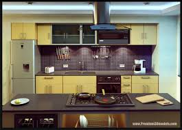 Model Kitchen Kitchen 3d Models Collection