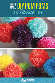 best 25 tissue pom poms ideas on pinterest tissue paper poms