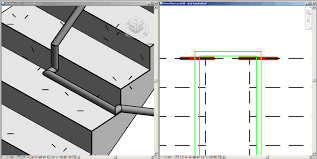 Stair Post Height by Stair Handrail Issue Autodesk Community