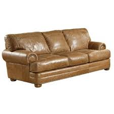 brown leather sofa and loveseat omnia leather wayfair