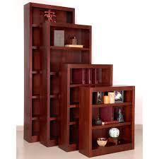 remmington heavy duty bookcase oak hayneedle