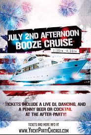 Chicago Hop On Hop Off Map by Yacht Party Chicago U0027s July 2nd Afternoon Booze Cruise Tickets