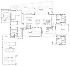 floor plans for one homes single level house plans open floor plan one cool 3 bedroom with