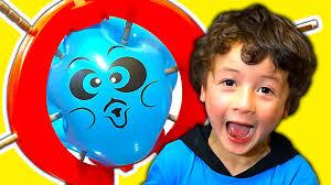 boom boom balloon boom boom balloon explosive family review