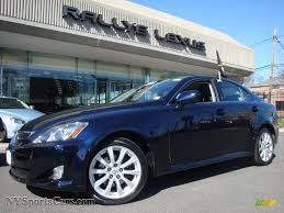 lexus is 250 awd used cars 2008 lexus is 250 awd in black sapphire pearl 019227