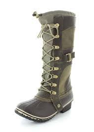 s sorel winter boots size 9 amazon com sorel s winter fancy ii boot black
