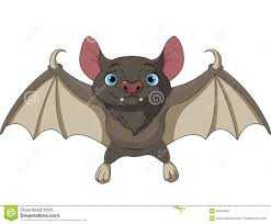 halloween bat flying stock image image 33404641