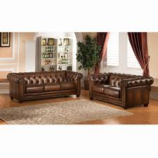 Leather Sofa Loveseat Enchanting Leather Sofa Loveseat Set Snapshots Seatersofa