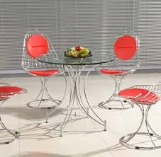Small Glass Kitchen Tables by Kitchen Tables And Chairs For Small Spaces Kitchen And Dining