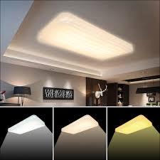 Wohnzimmer Deckenlampe Led Deckenleuchte Büro Led Deckenlampe Rory Led Panel