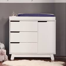 White Dresser And Changing Table Hudson Changing Dresser Reviews Allmodern