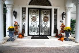 Decorating Your Home For Fall Fall Front Door Decorations