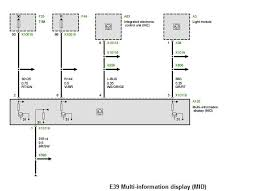 e39 mid wiring diagram pdf wiring diagram and schematic design