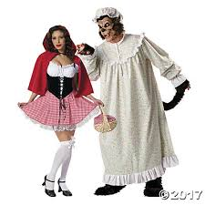 Wolf Costume Big Bad Wolf U0026 Red Riding Hood Couples Costumes