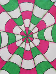 optical illusions in art class illusion art illusions and room