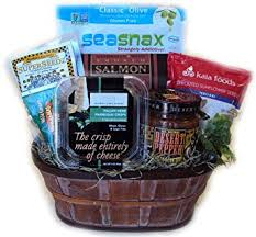 Healthy Gift Baskets Amazon Com Low Carb Healthy Gift Basket Gourmet Snacks And