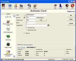 gift card system practical card solutions products