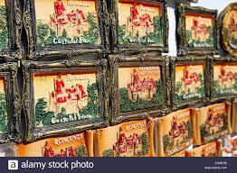 fridge magnets of bran castle in transylvania romania the home