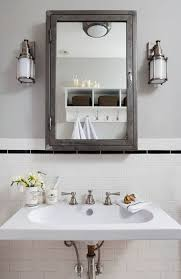 Wall Mount Bathroom Cabinet by Best 25 Wall Mounted Medicine Cabinet Ideas On Pinterest Flat