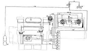 1986 mercedes 420sel vacuum diagram ie for fresh air vents must e
