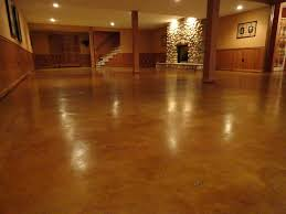 stained concrete floor fort wayne polished concrete nick dancer
