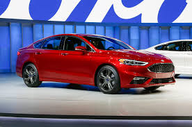 read about the history of the ford fusion automobile