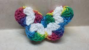 crochet how to crochet easy 3d butterfly tutorial easy crochet