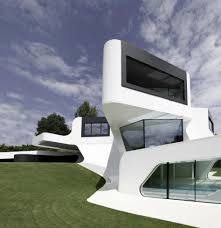 Curtain Wall House Plan Interior Incredible House Architecure Exterior With Abstract