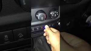 jeep wrangler light switch jeep wrangler jk light switch mod arb ipf 900 youtube