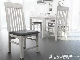 dining rooms enchanting distressed white wood dining chairs