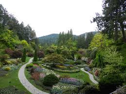 Sunken Gardens Family Membership Beauty Of Butchart Gardens