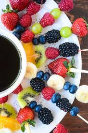 fruit dipped in chocolate how to make a fast and healthy fruit fondue healthy ideas for kids