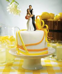 basketball wedding cake toppers