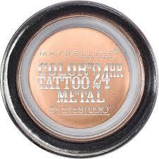 eye studio color tattoo metal eyeshadow ulta beauty