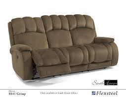 Flexsteel Chairs Flexsteel Reclining 4841 Huron Sofa Group