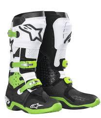 dirt boot alpinestars tech 10 boot always a favorite dirt rider