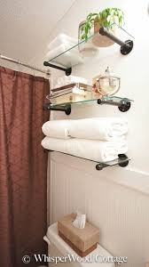 best 25 glass shelves for bathroom ideas on pinterest glass