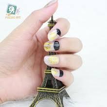metallic nail foil wraps popular gold metallic nail foil buy cheap gold metallic nail foil